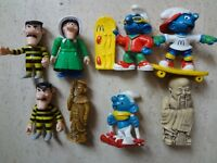 LOT FIGURINES
