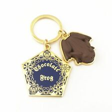 Harry Potter Chocolate Frog Keyring Keychain Metal CHARM Replica *NEW* SALE!