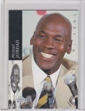 1993-94 Upper Deck SE Retirement #MJR1 Michael Jordan Bulls Free Shipping!