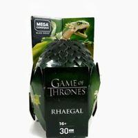 "Game of Thrones Mega Construx Black Series ""RHAEGAL""  Egg 30 Pieces NEW"