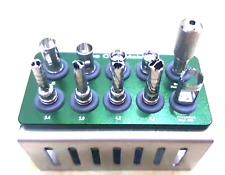 Dental Implant Bone Collector Kit / Bone Chip Maker Kit 2 MCT BCM2-01