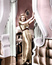 Ginger Rogers UNSIGNED photo - H4725 - Shall We Dance