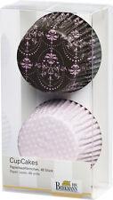 Papierbackförmchen für CupCakes - La belle Rose, Hochzeit, Muffin, Babyparty,