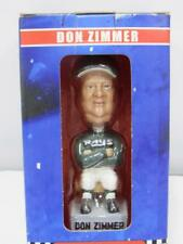 DON ZIMMER TAMPA BAY RAYS SGA MINI BOBBLEHEAD NEVER DISPLAYED IN BOX