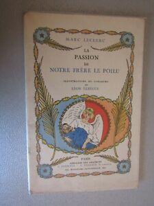 La passion de notre frère le poilu / Leclerc / Lebègue / Editions Ferroud / D10