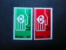 Norway #572-73 Mint Never Hinged - Wdwphilatelic (Vt)