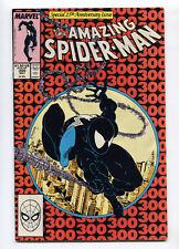 1988 MARVEL AMAZING SPIDER-MAN #300 1ST APPEARANCE VENOM McFARLANE VERY FINE+ C4
