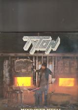 TYTON - mind over metal LP