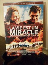2 DVD - LA VIE EST UN MIRACLE - ED. COLLECTOR - 2004 -Français / Serbe / Anglais