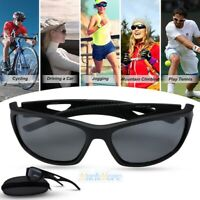 Polarized Sunglasses 100% UVA/UVB/UVC Protect Bike Goggles Eyewear Outdoor Sport