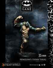 Knight Models BNIB Batman Arkham City - PENGUIN'S TITAN THUG K35BAC027