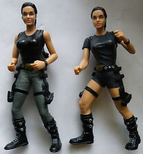 Playmates Toys Tomb Raider Action Figures