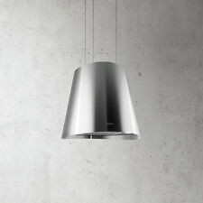 Elica Juno Island Kitchen Hood Stainless Steel PRF0089651A
