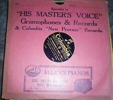 78 rpm  The Meanderings of Monty part 7     Monty Bolshevism