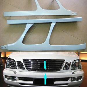 3x For Lexus Lx470 2003-2007 Auto front headlight cover trim frame primer