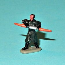 STAR WARS Micro Machines EPISODE 1 - DARTH MAUL w LIGHTSABER figure - P