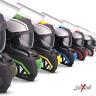 SOXON ST-1000 RACE INTEGRAL-HELM ― MOTORRAD-HELM FULL-FACE ROLLER SPORT ― XS–XXL