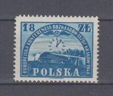 Chemin de Fer - Locomotives Pologne 504 (MNH)