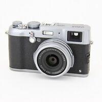 Fujifilm X series X100S 16.3MP Point & Shoot Digital Camera Silver
