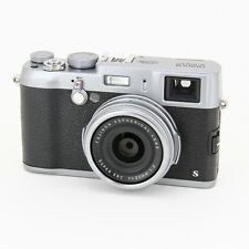 Fujifilm X series X100S 16.3MP Point & Shoot Digital Camera Silver