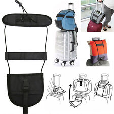 Travel Luggage Bag Bungee Suitcase Belt Backpack Carrier Strap Easy to Carry US