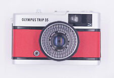 Olympus Trip 35 Replacement Cover, Laser Cut - Genuine Leather