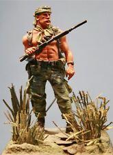 Peddinghaus 1/35 US Special Forces LRRP Soldier 'Rambo' w/Shotgun in Vietnam 771