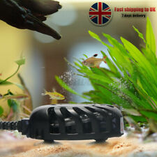 Mini Digital Aquarium Submersible Heater LED Adjustable Thermostat Fish Tank UK