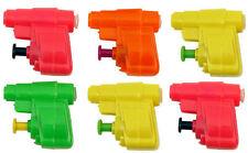 12 x Mini 4cm Water Guns Pistols Pinata Loot Party Bag Fillers Toys T08 087