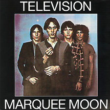 Marquee Moon [Remaster] by Television (CD, Mar-2007, Rhino (Label)) BRAND NEW