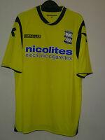 Bnwt Birmingham City Away SS Football Shirt 2013/2014
