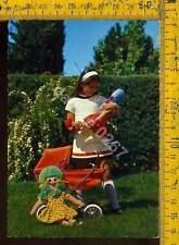 Bambini anni 70 Giocattoli vv112 Passeggino Bambole