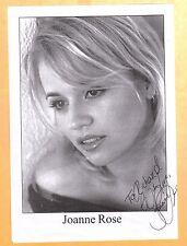Joanne Rose-signed photo-22