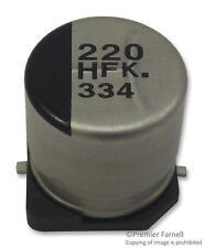 - Condensatori elettrolitici in alluminio-CAP ALU Elec 33uf 100v SMD