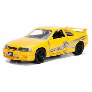 1:32 Jada Hollywood Rides - Fast and Furious - 1995 Nissan Skyline GTR R33 leons
