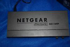 NetGear  (GS110TP200NAS) Desktop Network Device