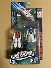 Transformers Earthrise Micromasters WFC-E16 Astro Squad Fuzer & Blast Master