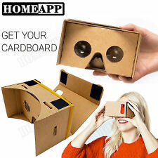 3D Google Cardboard Glasses NFC Tag VR Virtual Reality for iPhone mobile phone