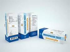 5 Pack Menopause FSH Midstream Urine Kit Pregnant Hot Flash PMS Test