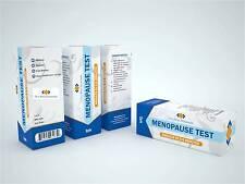 5 Pack Menopause FSH Midstream Urine Kit Pregnant Hot Flash PMS Test