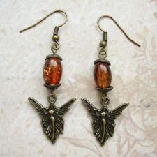 Glass Alloy Fairytale & Fantasy Costume Earrings