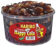 Haribo Happy Cola - Fruchtgummi Klassiker - 150 Stück