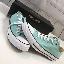 Converse CT All Star Aruba Blue Sneaker 130118F Unisex Shoe Size W 9 / M 7 NWB