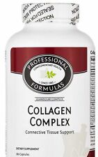 BEST COLLAGEN COMPLEX 180 CAPSULES GLANDULAR SUPPLEMENTS PROFESSIONAL FORMULAS