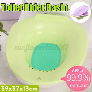 Toilet Seat Yoni Remove Gynecological Inflammation Steam Vaginal Bidet Basin UK