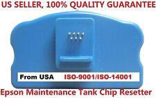 Epson Ink Maintenance Tank chip resetter  7890 9890 7900 9900 11880 reset 7910 h