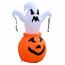 2 x aufblasbare Sense 1 m Sensenmann Sythe aufblasbar Karneval Halloween 1 x o