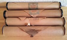 Lot of 4 Player Piano Rolls 2 Are Globe Others Unknown Vintage 1924