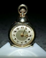Antique SWISS 14kt Yellow Gold Necklace Watch. Fully FUNCTIONAL, Pendant, RARE!!