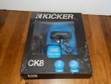 Kicker CK8 K-Series 60 AMPS 8 AWG 600 Watts Max